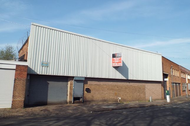 Thumbnail Light industrial for sale in 10-12 Buckingham Street, Hockley