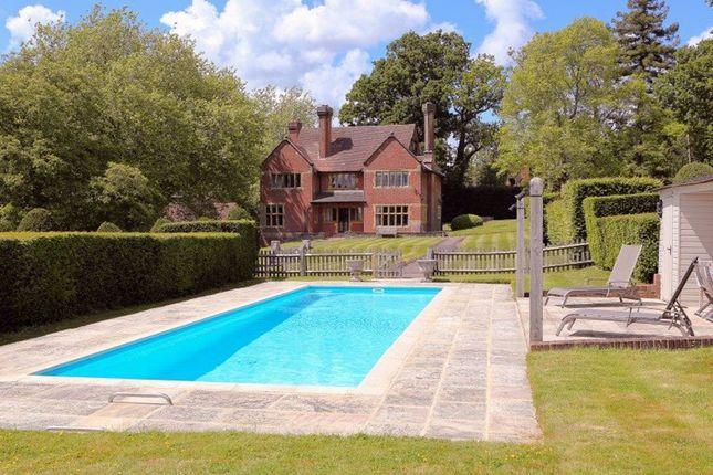 Thumbnail Detached house to rent in Hartfield Road, Cowden, Edenbridge