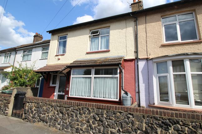 Thumbnail Semi-detached house for sale in Stanbrook Road, Gravesend, Kent