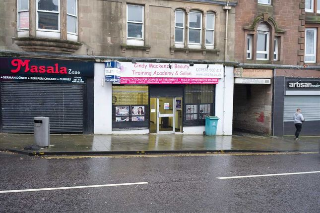 Thumbnail Retail premises to let in Main Street, Wishaw