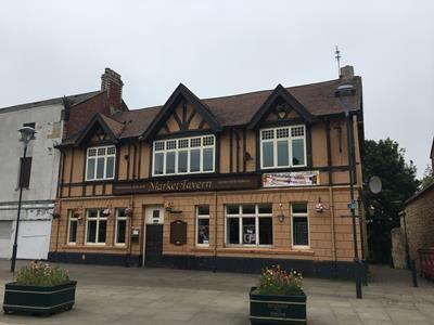 Thumbnail Pub/bar for sale in Market Tavern, 8 Market Place, Bedlington, Northumberland