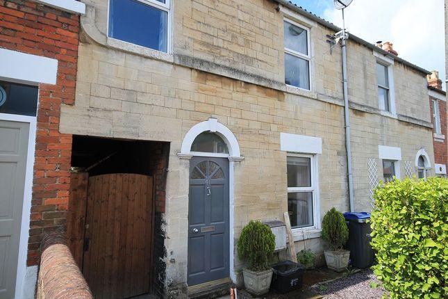 Thumbnail Terraced house to rent in Waterworks Road, Trowbridge