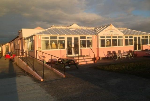 Thumbnail Detached house for sale in Bryn Mor Hotel, Dinas Dinlle, Caernarfon