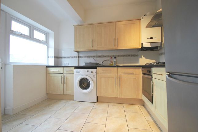 Thumbnail Flat to rent in Coombe Road, Kingston Upon Thames, Surrey