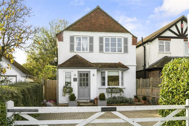 Thumbnail Detached house for sale in Downside Common Road, Downside, Cobham, Surrey