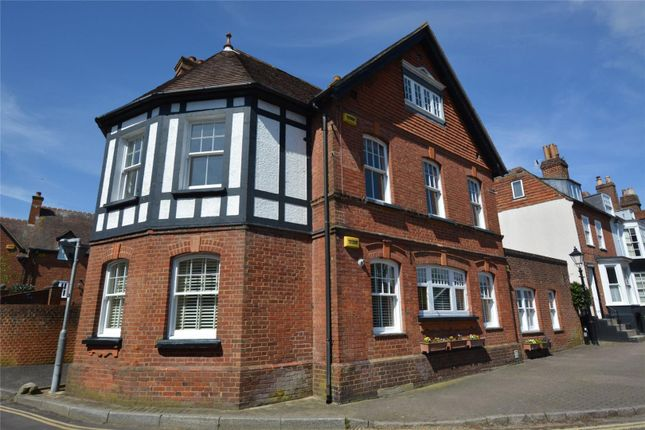 Front Elevation of Captains Corner, Grove Road, Lymington, Hampshire SO41