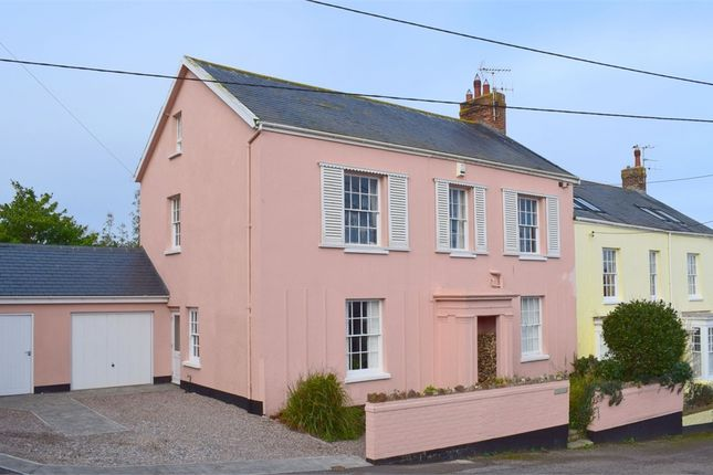Thumbnail Semi-detached house for sale in Victoria Place, Budleigh Salterton