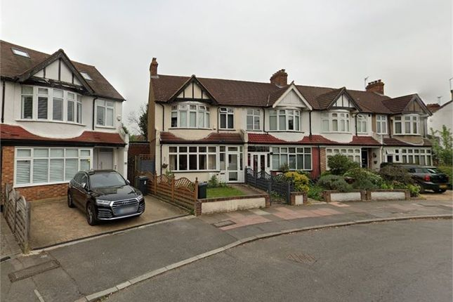 Thumbnail End terrace house to rent in St James's Avenue, Beckenham, Kent