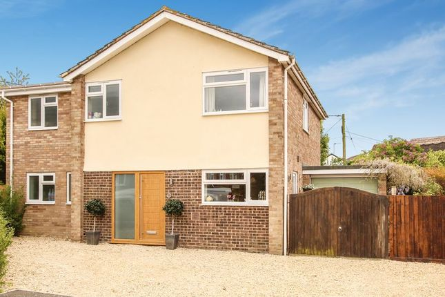 Thumbnail Detached house for sale in Lower Farm Close, Shabbington, Aylesbury