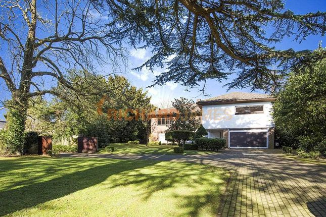 Thumbnail Detached house for sale in Holwood House, Nan Clark's Lane, Mill Hill