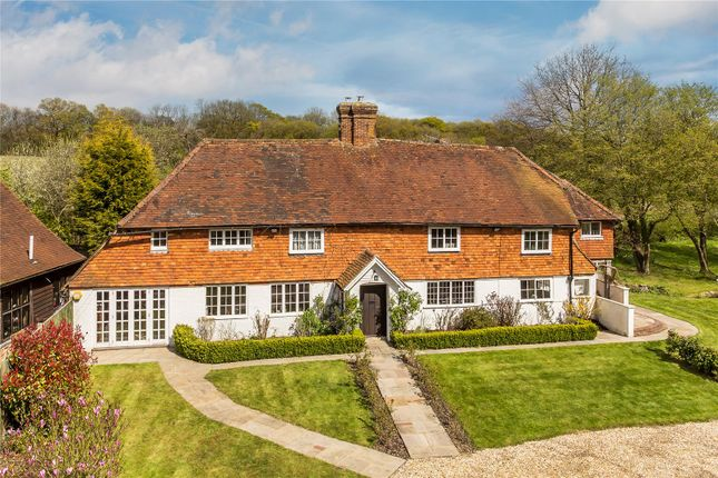 Thumbnail Detached house for sale in Rookery Hill, Outwood, Surrey
