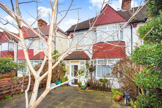 Thumbnail Semi-detached house for sale in Gunnersbury Lane, London