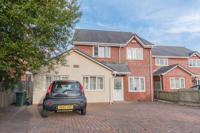 Thumbnail Link-detached house to rent in Glan Rheidol, Llanbadarn Fawr, Aberystwyth