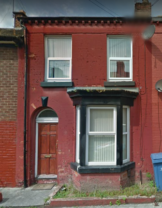 Thumbnail Terraced house for sale in Stevenson Street, Wavertree, Liverpool