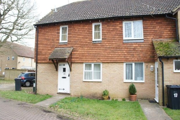 Thumbnail Terraced house to rent in Bicknor Road, Maidstone