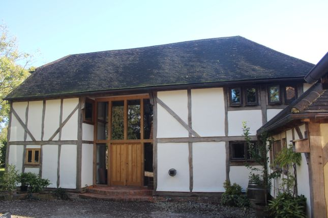 Thumbnail Barn conversion for sale in Bodle Street, Hailsham