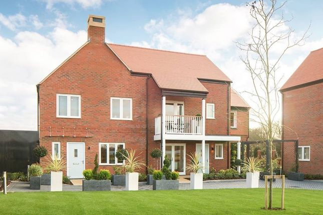 """Thumbnail Semi-detached house for sale in """"The Chesil"""" at Andover Road North, Winchester"""