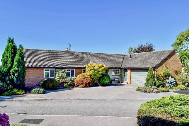 Thumbnail Detached bungalow for sale in Coplestons, Trull, Taunton