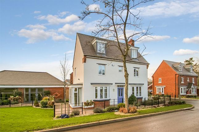 Thumbnail Detached house for sale in Cornucopia Grove, Barlaston, Stoke-On-Trent