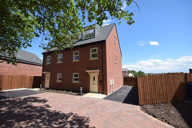 3 bed semi-detached house to rent in Stockwell Drive, Mackworth