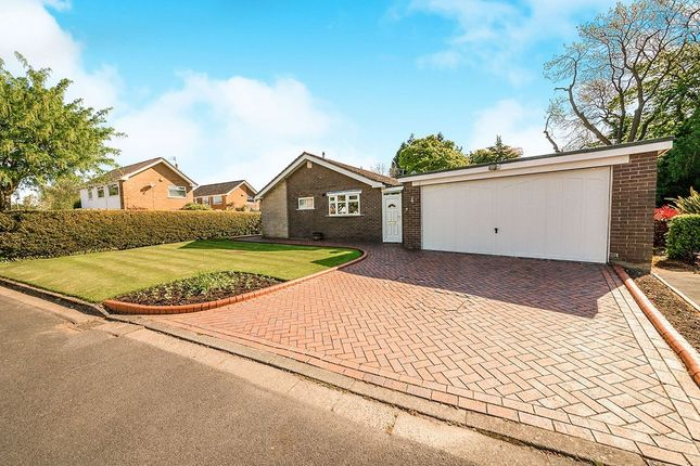 Thumbnail Bungalow for sale in Helston Close, Bramhall, Stockport