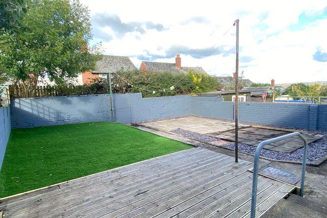 Garden of Barry Road, Barry CF62