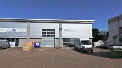 Thumbnail Light industrial to let in Unit 7, Capel Close, Fairwood Industrial Park, Leacon Road, Ashford, Kent