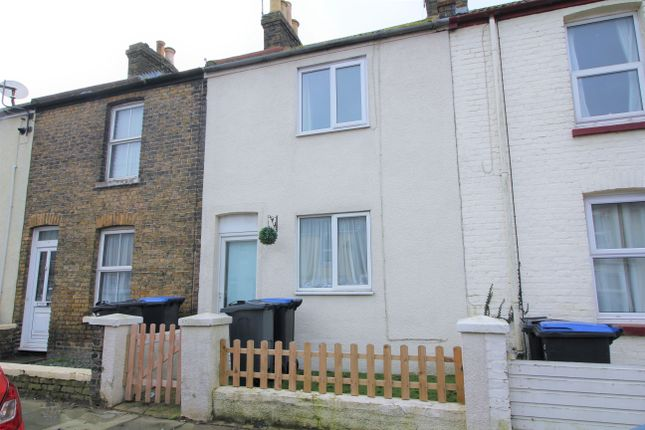 Thumbnail Terraced house to rent in Byron Avenue, Margate