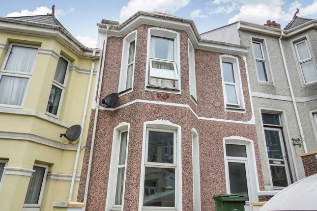 Thumbnail Flat for sale in Turret Grove, Mannamead, Plymouth