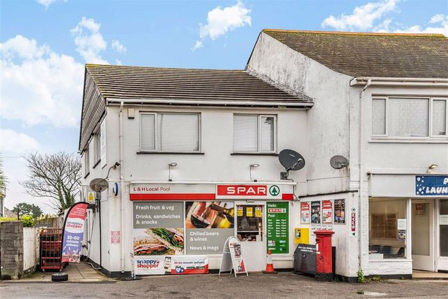 Thumbnail Retail premises for sale in Spar Stores, 42, Fore Street, Camborne