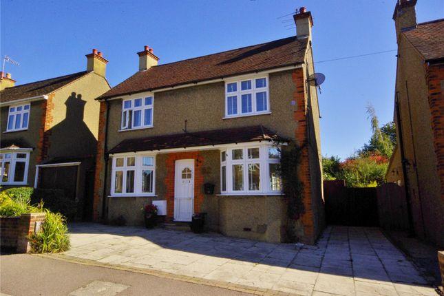 Thumbnail Detached house to rent in Belmont Road, Hemel Hempstead, Hertfordshire
