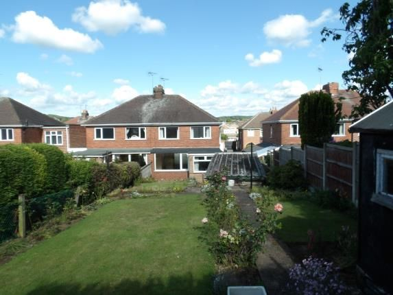Garden of Meden Road, Mansfield Woodhouse, Mansfield, Nottinghamshire NG19