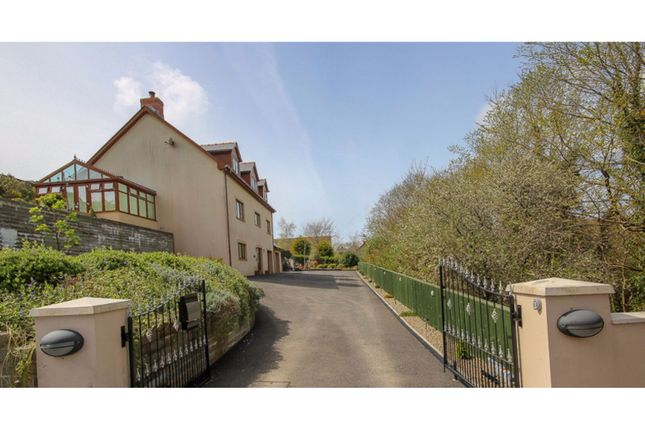 Thumbnail Detached house for sale in Havens Head, Milford Haven