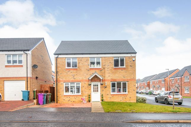 Thumbnail Detached house for sale in Glenmill Crescent, Glasgow