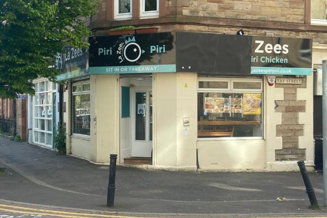 Thumbnail Restaurant/cafe to let in Bryson Road, Edinburgh