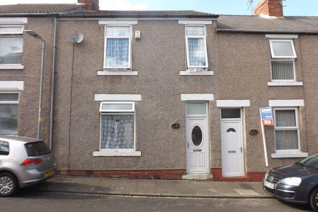 Thumbnail Terraced house for sale in Baff Street, Spennymoor