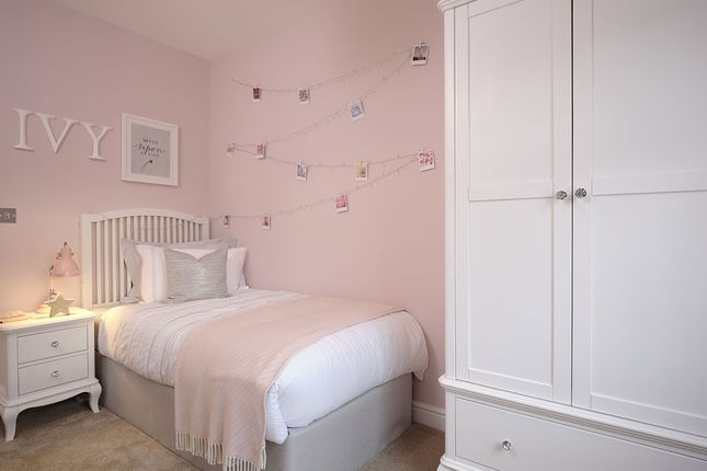 """4 bedroom end terrace house for sale in """"Lancaster End"""" at Begbrook Park, Frenchay, Bristol"""