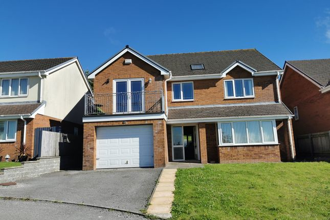 Thumbnail Detached house for sale in Kenfig Mews, Kenfig Hill