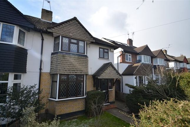 Thumbnail Property to rent in Pine Gardens, Ruislip, Middlesex