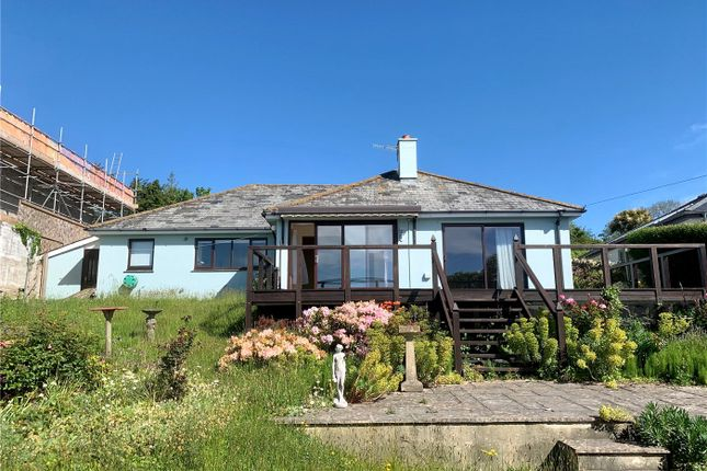 Thumbnail Detached bungalow for sale in Hynetown Road, Strete, Dartmouth