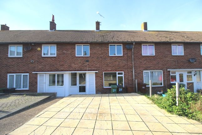 Thumbnail Terraced house for sale in Great Cliffe Road, Langney, Eastbourne