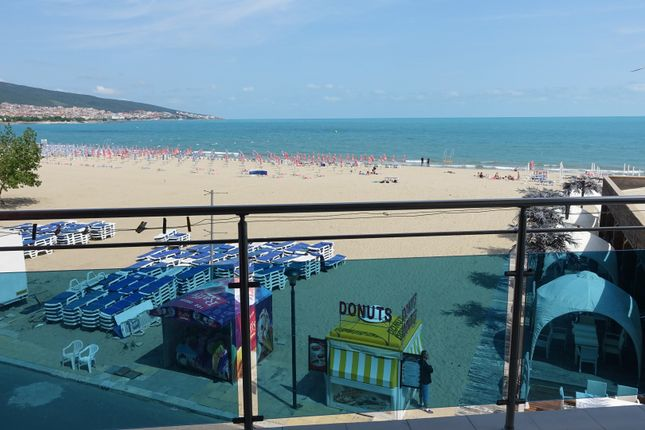 First-Line Apartment With Frontal Views, Sunny Beach, Bulgaria