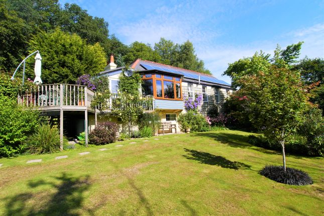Thumbnail Detached house for sale in Meethe, South Molton, Devon