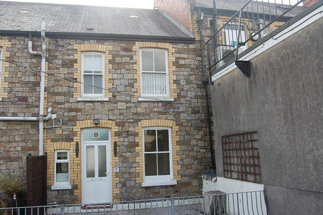 Thumbnail Terraced house to rent in College Street, Ammanford