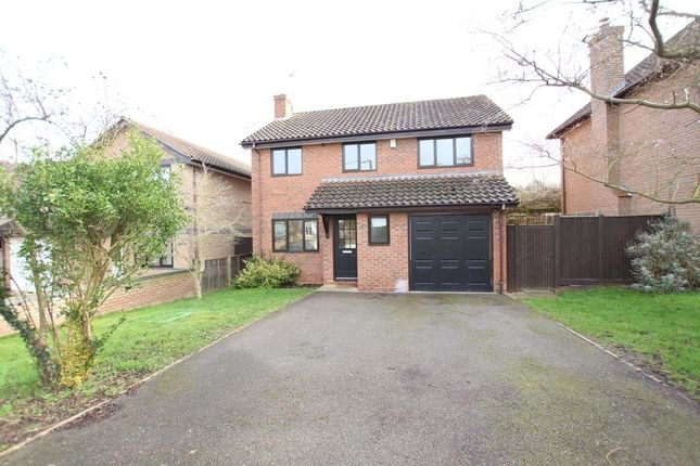 Thumbnail Detached house for sale in Clarkes Lane, Wilburton, Ely