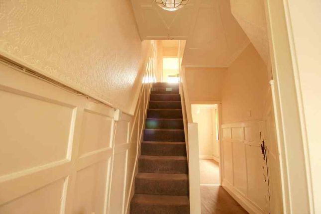 Stairs of Durban Road, Grimsby DN32