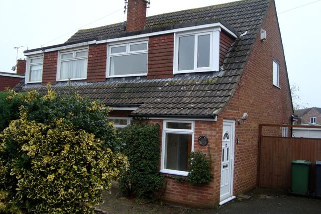 Thumbnail Semi-detached house to rent in Hazel Crescent, Thornbury, Bristol