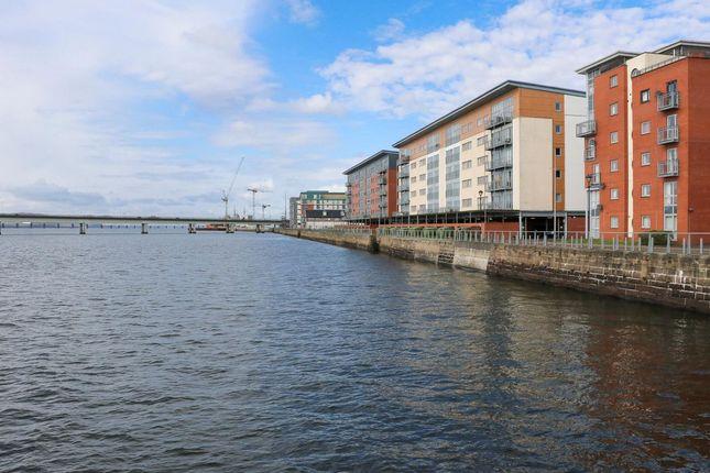 Thumbnail Flat to rent in Marine Parade Walk, Dundee