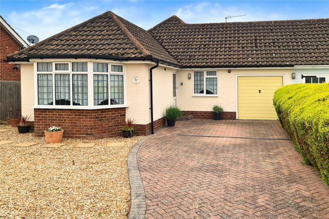 Thumbnail Bungalow for sale in Holmes Lane, Rustington, West Sussex