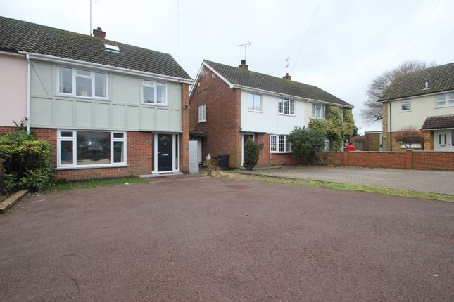 Thumbnail Semi-detached house for sale in Appleyard Avenue, Hockley